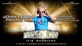 John Ferris Promo Mix (preview)