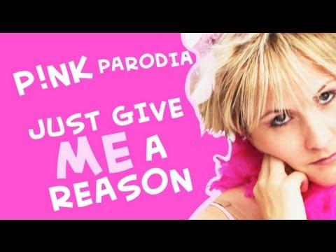 P!nk - Just give me a reason PARODIA (Steve Panda ft. La Contessa) - 동영상