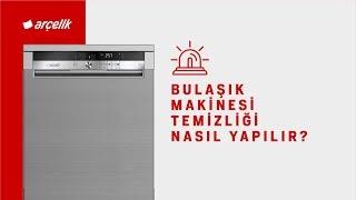Bulaşık Makinesi Temizliği Nasıl Yapılır?
