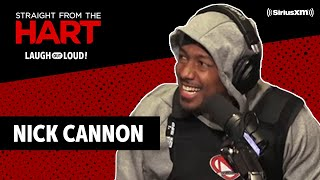 Nick Cannon Brings Out Chocolate Droppa | Straight from the Hart | Laugh Out Loud Network