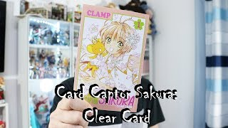 Letture d'autore #62 | Card Captor Sakura:Clear Card | Star Comics | Clamp
