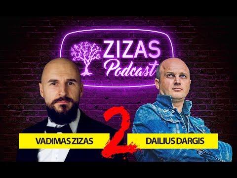 TULPINIAI. GAIDJURGINIAI. VILNIAUS BOMBERIS. MAFIJOS KRONIKOS 2 // DAILIUS DARGIS // ZIZAS PODCAST