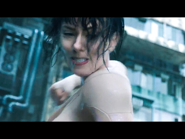 Scarlett Johansson en el tráiler final de 'Ghost in the shell'
