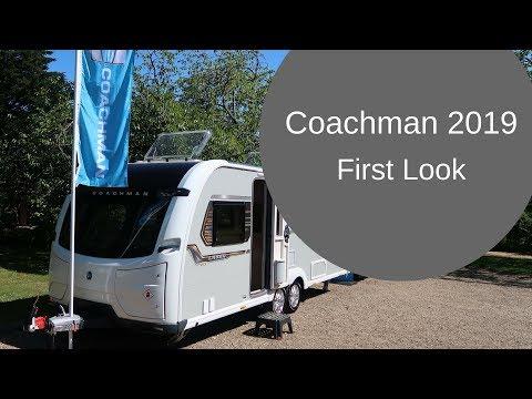 Coachman Caravans 2019 -  First Look