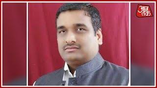 Breaking News | Huge Blow For Samajwadi Party; BSP MLA Anil Singh Meets BJP Leaders