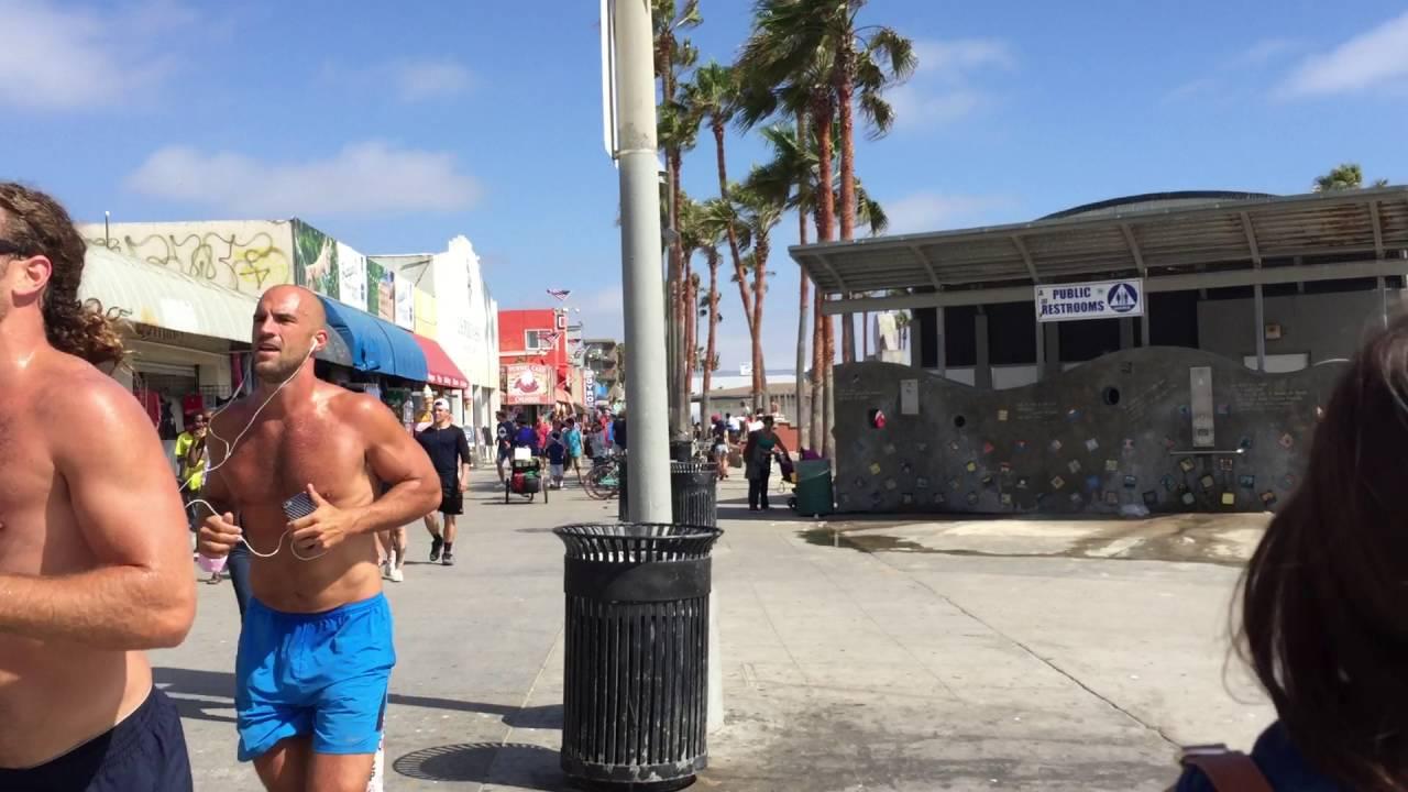 Hot Guys Jogging Venice Beach - Youtube-7470
