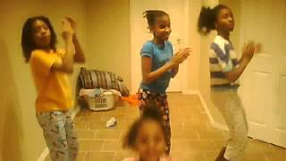 Cha Cha slide by the New Orleans babies