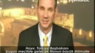 İsraiL Sözcüsünün Türklerden korkuşu