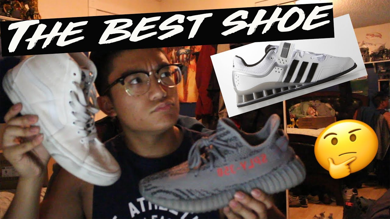 THE BEST SHOES TO WORKOUT IN | LEG DAY