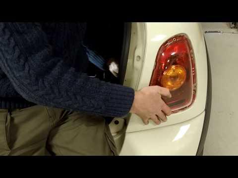 BMW MINI One Cooper S Chrome Rear Light Surround Trim N//S LH R56 R57 2007-2013