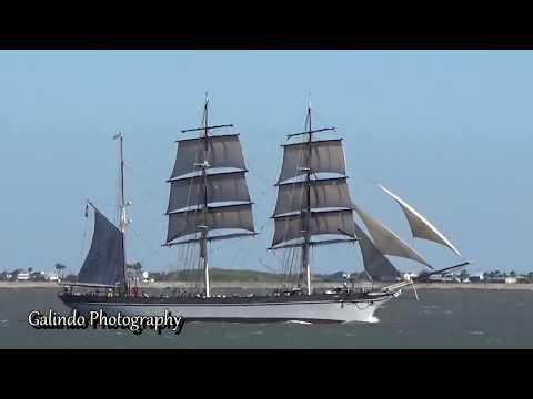 1877 Tall Ship Elissa March 2017 Day Sail