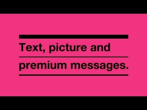 Text, Pictures & Premium Messages - Koodo 101