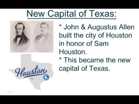 Chapter 11.1 The Republic of Texas