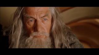 Repeat youtube video The Fellowship of the Ring but every time they say ring it gets faster