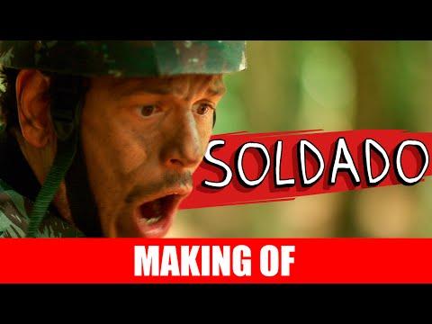 Making Of – Soldado