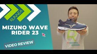 Mizuno Wave Rider 23: Review, precios, opiniones