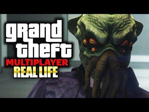 RACHE: Der Alien-Prank 🎮 GTA 5: REAL LIFE (Roleplay) #037