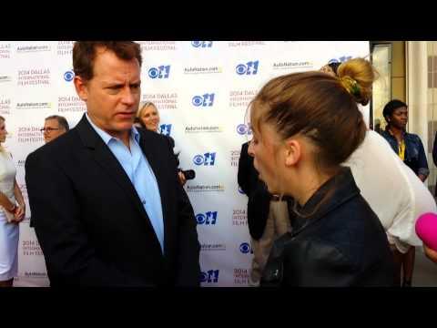 Bridgette with Greg Kinnear