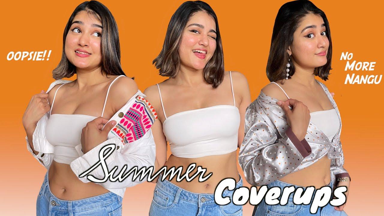 Summer Cover Ups When You Don't Wanna Look Nangu   Wardrobe Essentials
