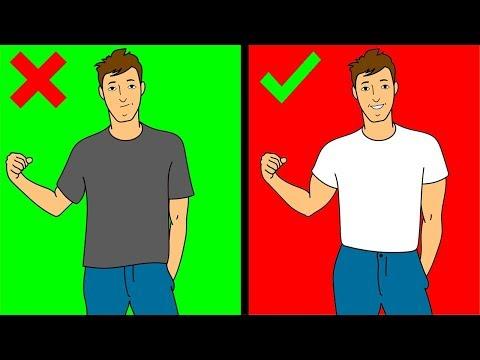 15 Способов Как Любой Парень Может Выглядеть в 10 Раз Лучше
