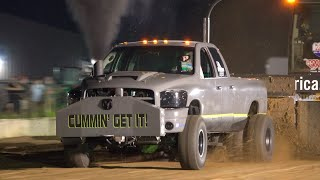 Diesel Truck Pull 2021. 3.0 diesels Lebanon, IN. Indiana Pulling League