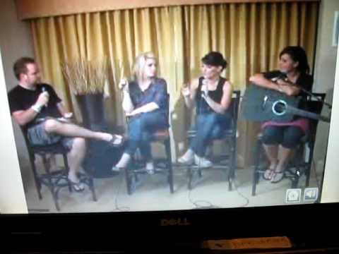 BarlowGirl (Live Chat)