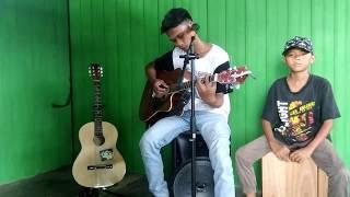 Risalah hati cover by Azhar feat yudi cilik