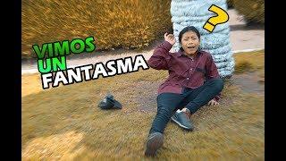 VIMOS UN FANTASMA - CEMENTERIO | FERNANDO OTV VLOGS