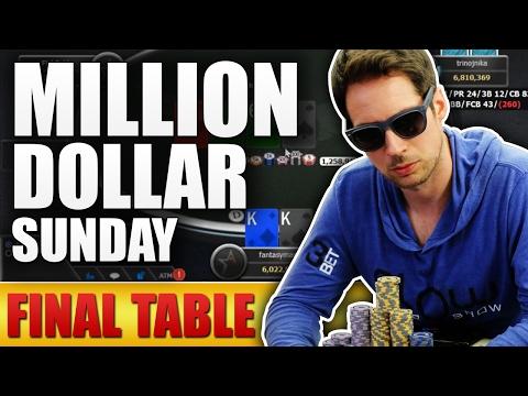 FINAL TABLE ACR Million Dollar Sunday $141,000 Win! Part 3