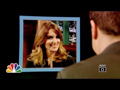 Box Of Lies With Tina Fey Part 1 (Late Night With Jimmy Fallon)