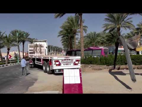 Sharm - Articulated Trucks - MAN - Mercedes Benz