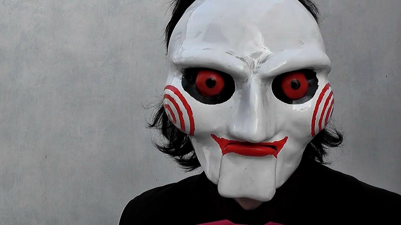 Как сделать маску марионетки