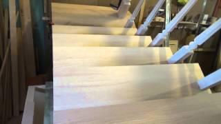 Купить деревянную лестницу. Купить деревянную лестницу в Санкт-Петербурге(, 2013-11-18T12:27:13.000Z)