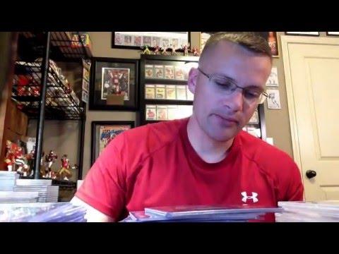49ersCorner ep218 1953 Bowman Y.A. Tittle PSA 8.5!