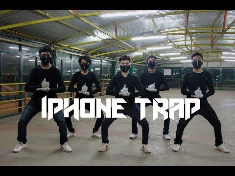 iPhone ringtone trap remix Dance Cover | @srisriuniversity