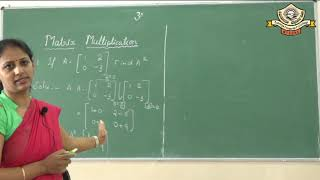 4-Matrices and Determinants