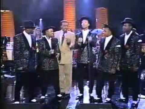 New Edition - Can You Stand The Rain and Crucial