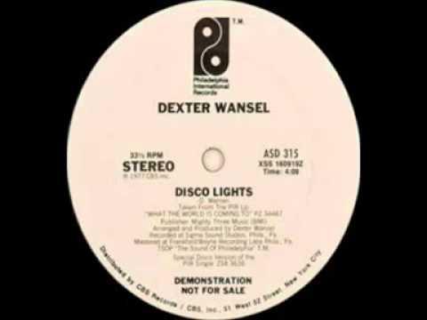 Dexter Wansel - Disco Lights (Special Disco Version)