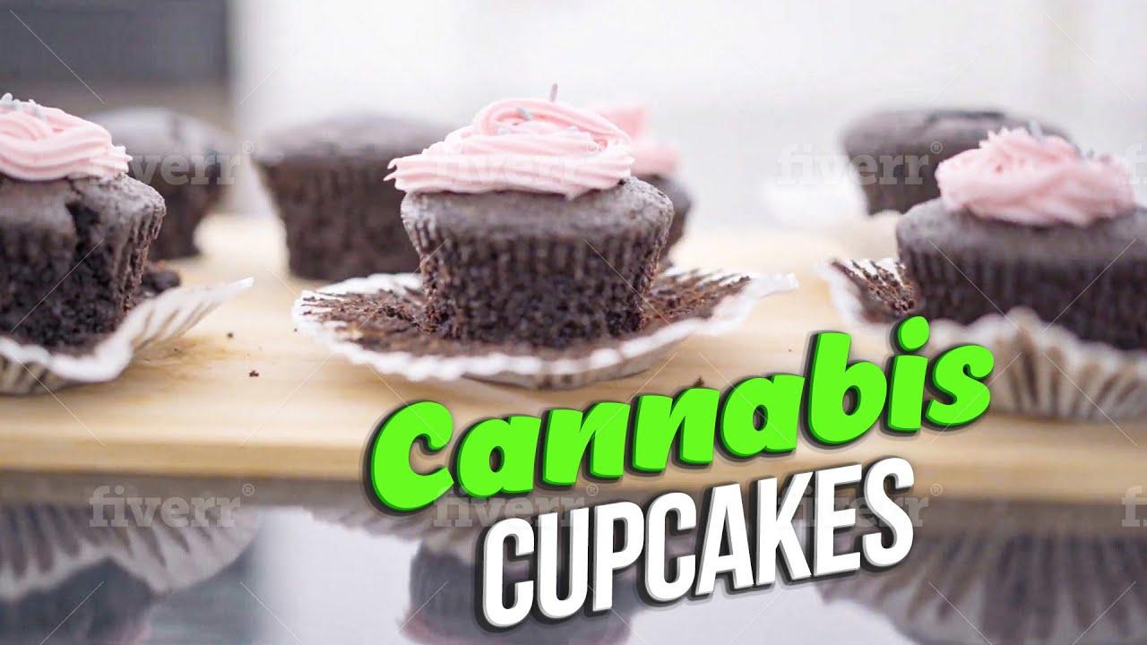 How to make Chocolate Cupcakes || Cannabis Cupcakes Recipe || Easy Cupcakes Recipe 2019