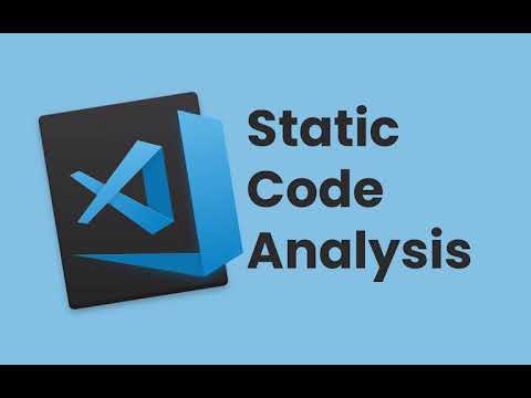 Static Code Analysis of C# Project
