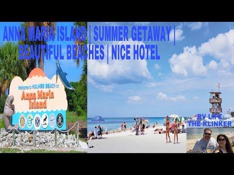 ANNA MARIA ISLAND | SUMMER GETAWAY | BEAUTIFUL BEACHES