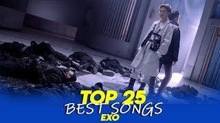 Top 25 Best EXO Songs (2019 Update)