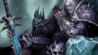Wrath of the Lich king theme song (wotlk main theme song)
