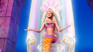 Barbie in a Mermaid Tale 2 - Merliah accomplishes the Changing of the Tides Ceremony