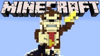 Game | Minecraft Donkey Kong Invades! | Minecraft Donkey Kong Invades!