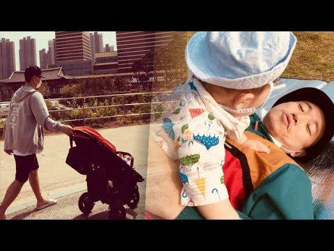 Kang Gary Updates Photos Of His Son - Gary Junior @halyang_kanggary