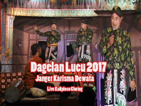 Dagelan Lucu Janger Karisma Dewata 2017 GAPLE (Gandhu&Cemple)-Live Kaliploso