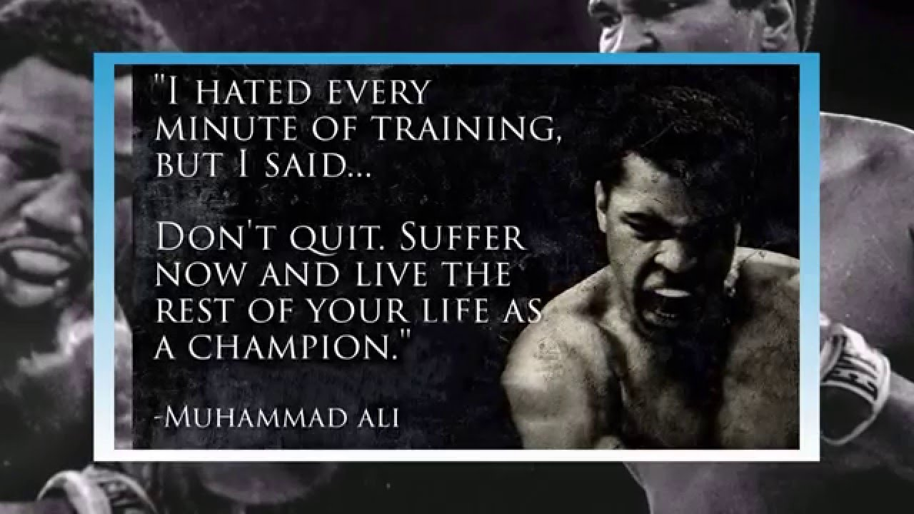 Top 10 Muhammad Ali Quotes