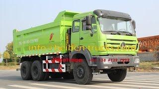 Beiben 60 T heavy duty dumper