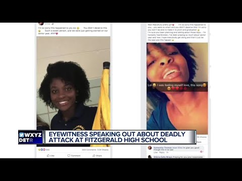Teen girl dies after being stabbed during fight at Fitzgerald High School in Warren